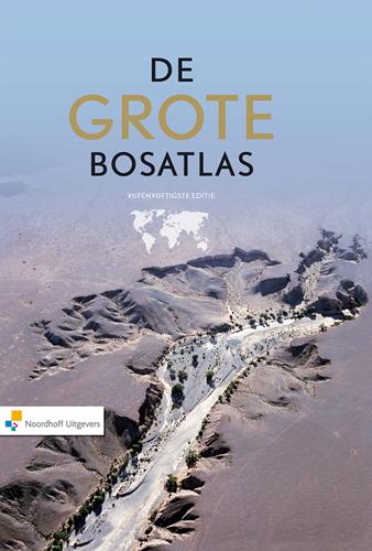 GROTE BOSATLAS 55STE DRUK
