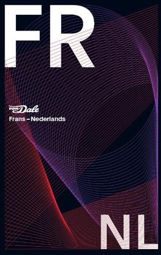 VAN DALE POCKETWOORDENBOEK FRANS-NEDERLANDS DRUK 5