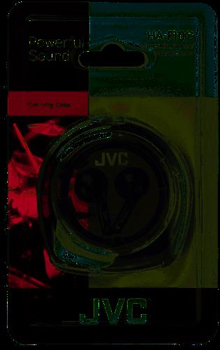 Oordopjes JVC HA-F10C zwart