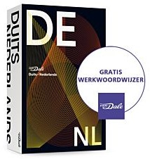 VAN DALE POCKETWOORDENBOEK DUITS-NEDERLANDS DRUK 1