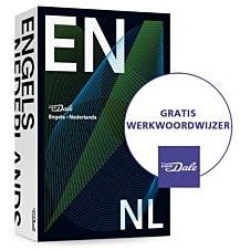 VAN DALE POCKETWOORDENBOEK ENGELS-NEDERLANDS DRUK 6