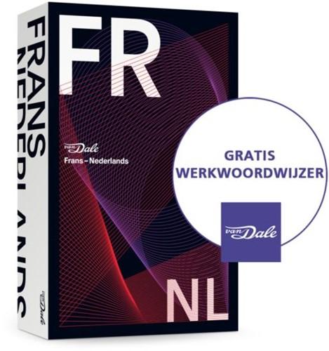 VAN DALE POCKETWOORDENBOEK NEDERLANDS-FRANS DRUK 1