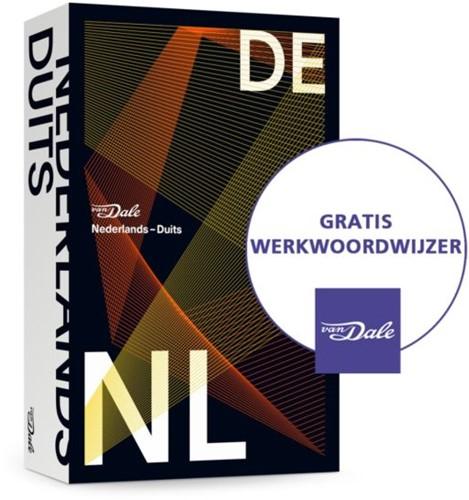 VAN DALE POCKETWOORDENBOEK NEDERLANDS-DUITS DRUK 2