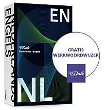 VAN DALE POCKETWOORDENBOEK NEDERLANDS-ENGELS DRUK 6