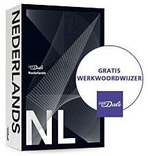 VAN DALE POCKETWOORDENBOEK NEDERLANDS DRUK 1